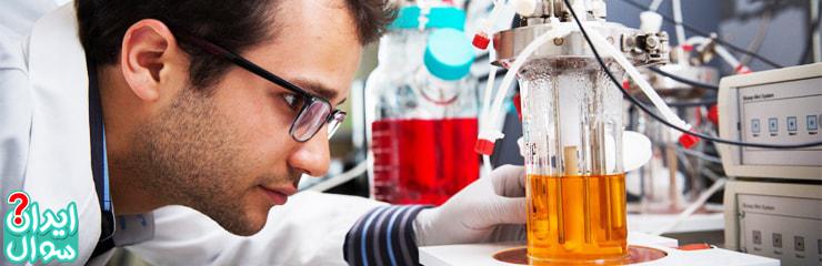 سوالات استخدامی مهندسی شیمی شرکت نفت