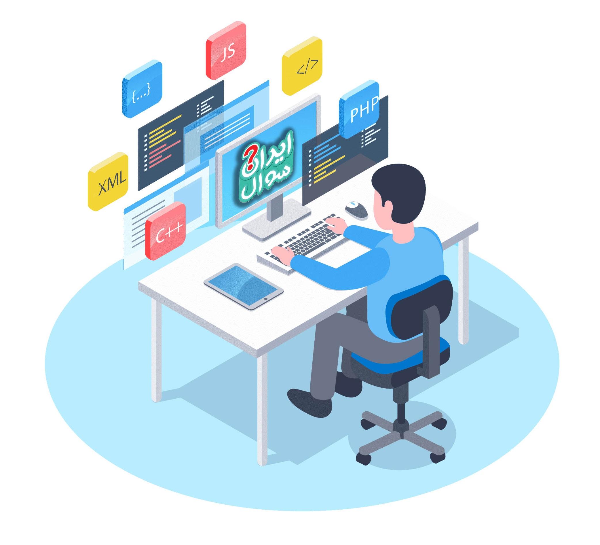 سوالات استخدامی مهندسی کامپیوتر وزارت اطلاعات