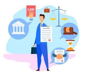 سوالات استخدامی رشته حقوق بانک تجارت