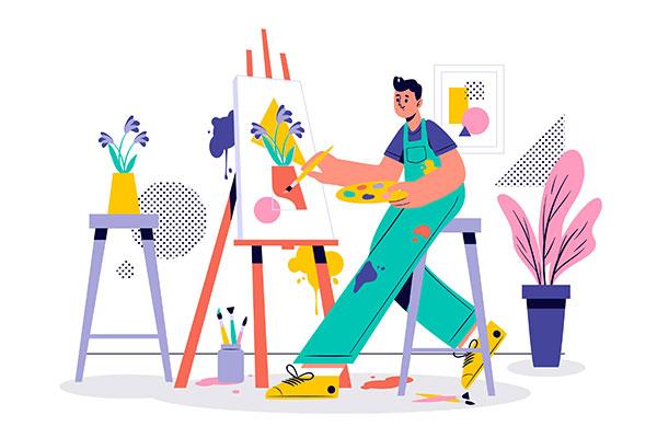 سوالات استخدامی هنرآموز نقاشی آموزش و پرورش