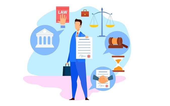 سوالات آزمون استخدامی وکالت