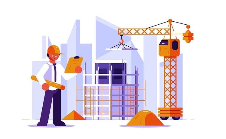 سوالات استخدامی مهندس ساختمان وزارت نیرو