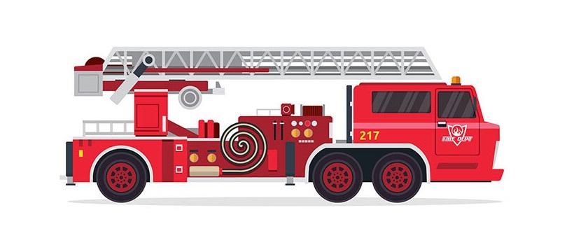 سوالات استخدامی راننده وسایل نقلیه تندرو سنگین آتش نشانی